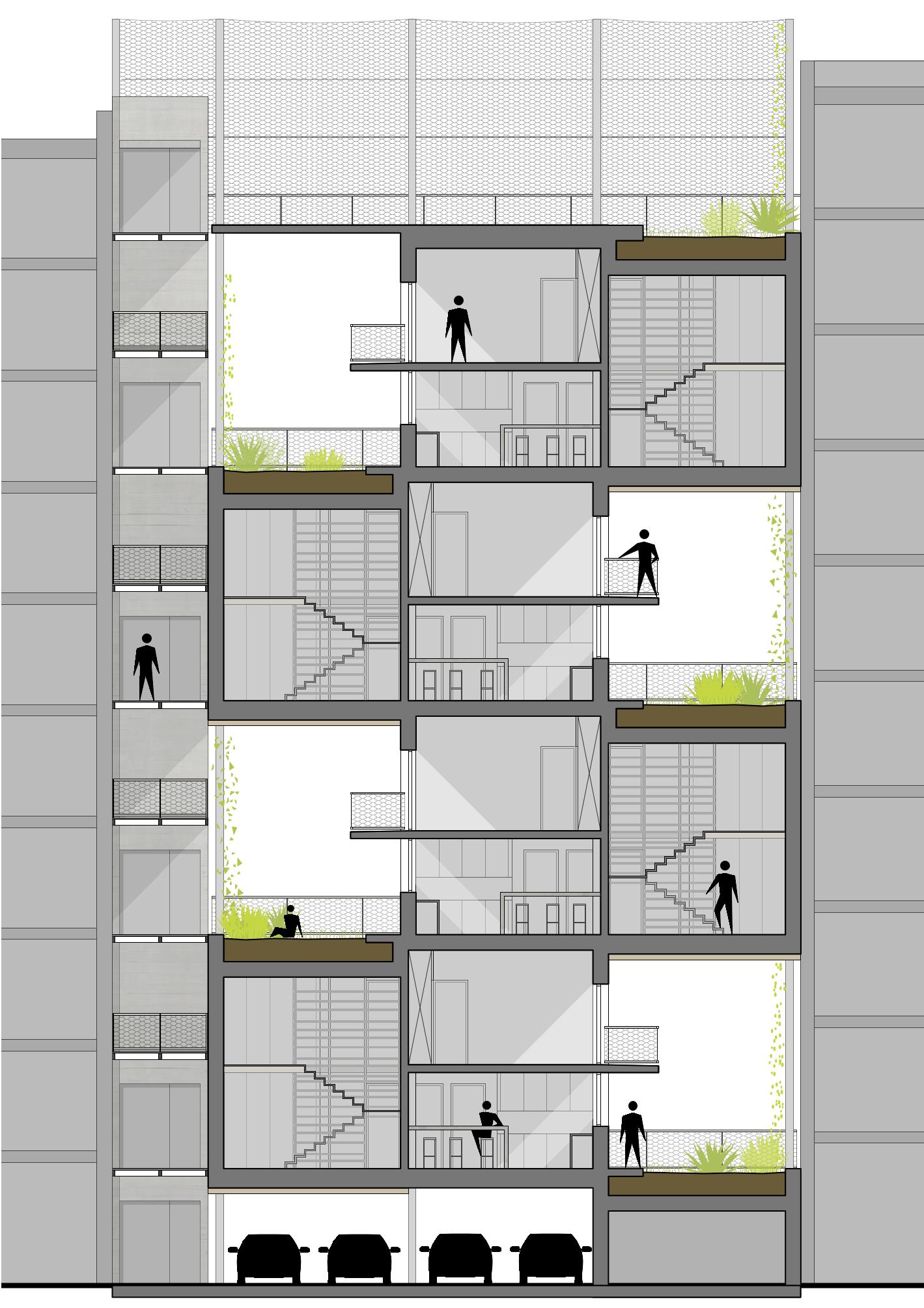 christophe-benichou-architectures-impasse-ciel-lotissement-vertical-09