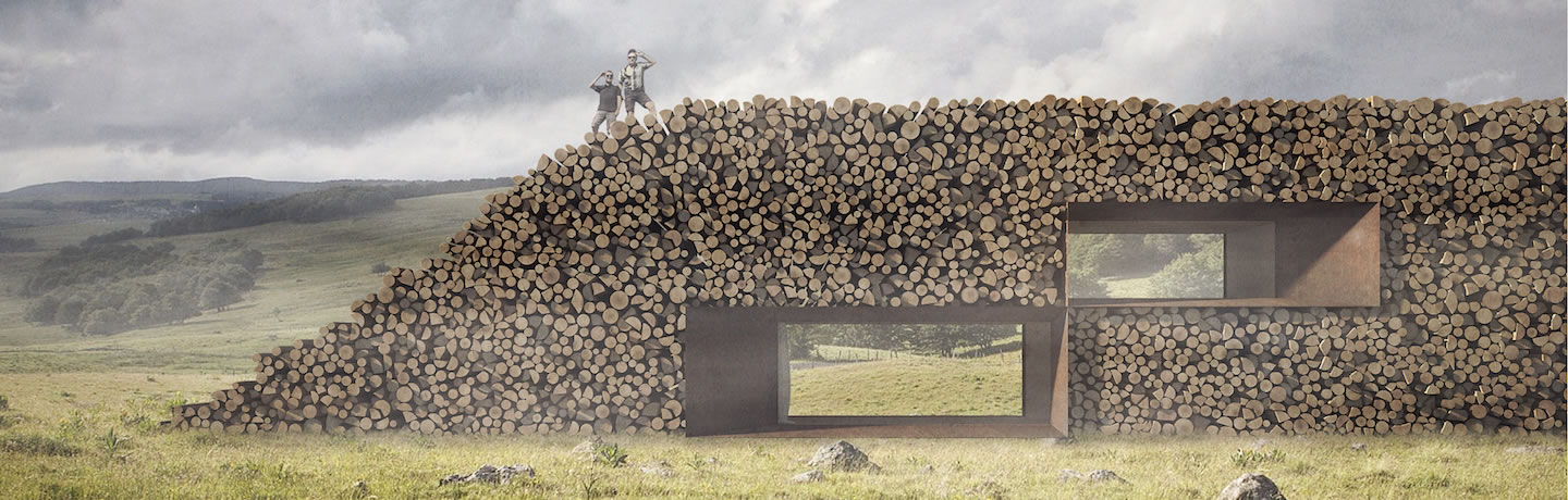 christophe-benichou-publication-wall-of-logs