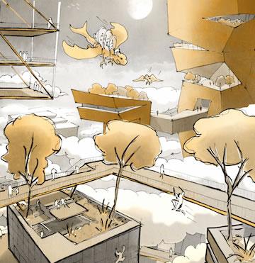 christophe-benichou-architectures- illustrations-papier-écran-04